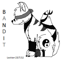 Bandit digital picture by Lockian