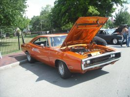 1969 Dodge Charger by Shadow55419