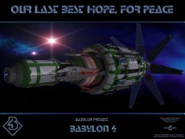 Babylon 4 by starfleet