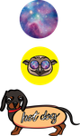 Stickers by dreamstream9
