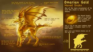 Species Guide - Omarian Gold by Sleyf