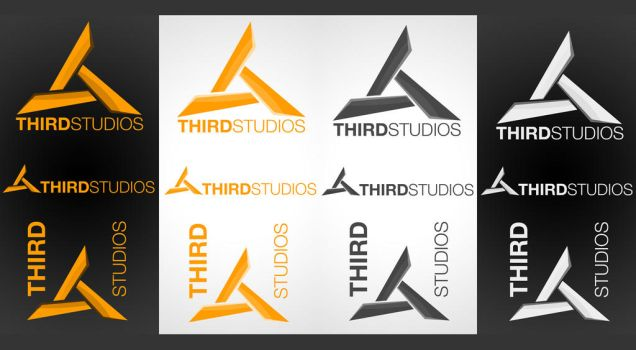 Third Studios' Logo Sheet by SakuaHarioto
