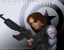 The Winter Soldier by theperfectbromance
