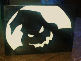 Oogie Boogie duct tape wallet by Fairygirl1031