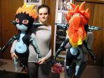 Imp Midna Plushie by Liquidfire3
