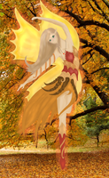 Autumn Fairy by Sophie-The-Great13