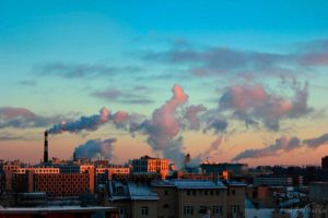 Urban Sky by silverwing-sparrow