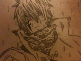 mystogan- fairy tail by livefor-anime