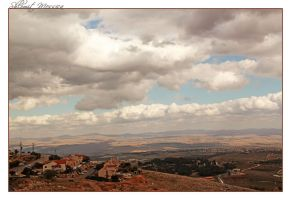 Cloudy skies by ShlomitMessica