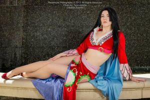 Empress of Amazon Lily by CharmieSweets