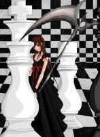 vampire Knight yuuki chess by vvica