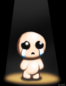 the binding of isaac by Elcruellfable