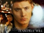 Supernatural 'Team Free Will' by adorkablepsycho23