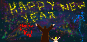 Happy New Year 2011 by krakens
