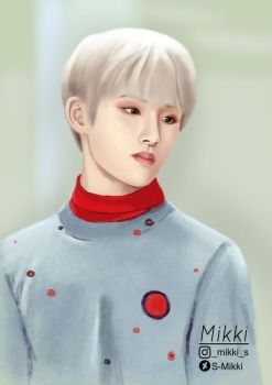 WinWin Nct Fan Art by S-Mikki