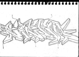 sistim sketch by brisker