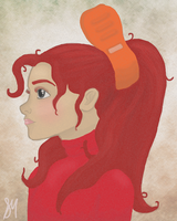 Arrietty Clock by Aerie-Faerie