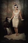 Flapper (with Violetta Poison) no.1 by snottling1