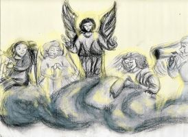Hark the Herald Angels Sing by bethhigdon