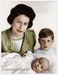 Queen with her sons by olgasha