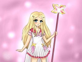 Sailor Butterfly - Request for Computerinkt by Rozala