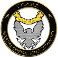 SCARS Mission Patch by kahn-iceay