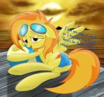 Spitfire......would like to thank all her fans! by Spitshy