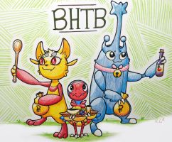 BHTB Logo by lollipopchicken