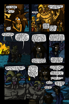 'Stone Punks' - Episode 1, Page 17 by Bradshavius