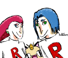 R is for Rocket by Magnexx