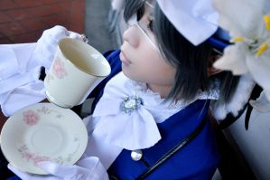 Tea Time by DollCo