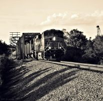 BNSF 6357 by SMT-Images