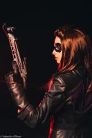 Huntress from Arrow cosplay by MissHatred by JessicaMissHatred