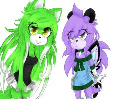 Collab Colored by SuperSonicSkittles