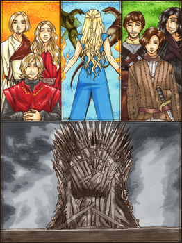 The Iron Throne Is Mine! by LimboTheLost