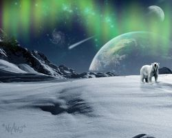 Northern Lights by nuaHs