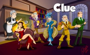 Clue by racookie3
