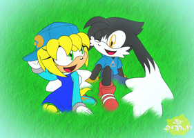*Klonoa and Me* by D4V1N5