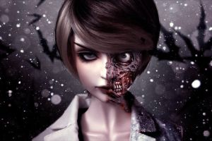 Two-Face by Lysiere