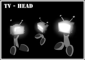 TV-Head_01 by megallicor