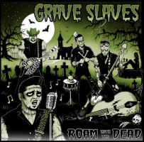 Grave Slaves by MarcusJones