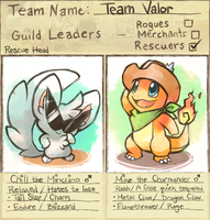Rescue Guild Leaders
