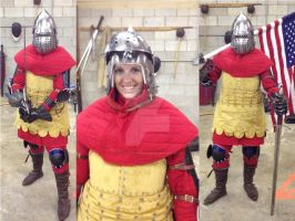 Late 14c French Armor by LadyArwynn16