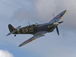 Supermarine Spitfire Mark 9 by davepphotographer