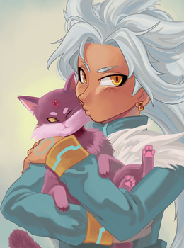 Silver loves pussy by freedomfightersonic