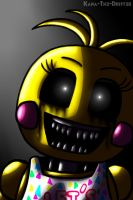 Toy Chica's Being Creepy [2] by Kana-The-Drifter