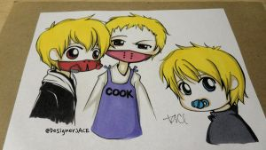 COLORED B.A.P BangChan + Zelo by DesignerJACE
