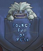 Pocket Full of Yeti by Carlzors