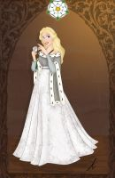 Elizabeth Woodville, the White Queen by aniek90
