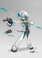 Wukong Thunderstorm by TysonTan